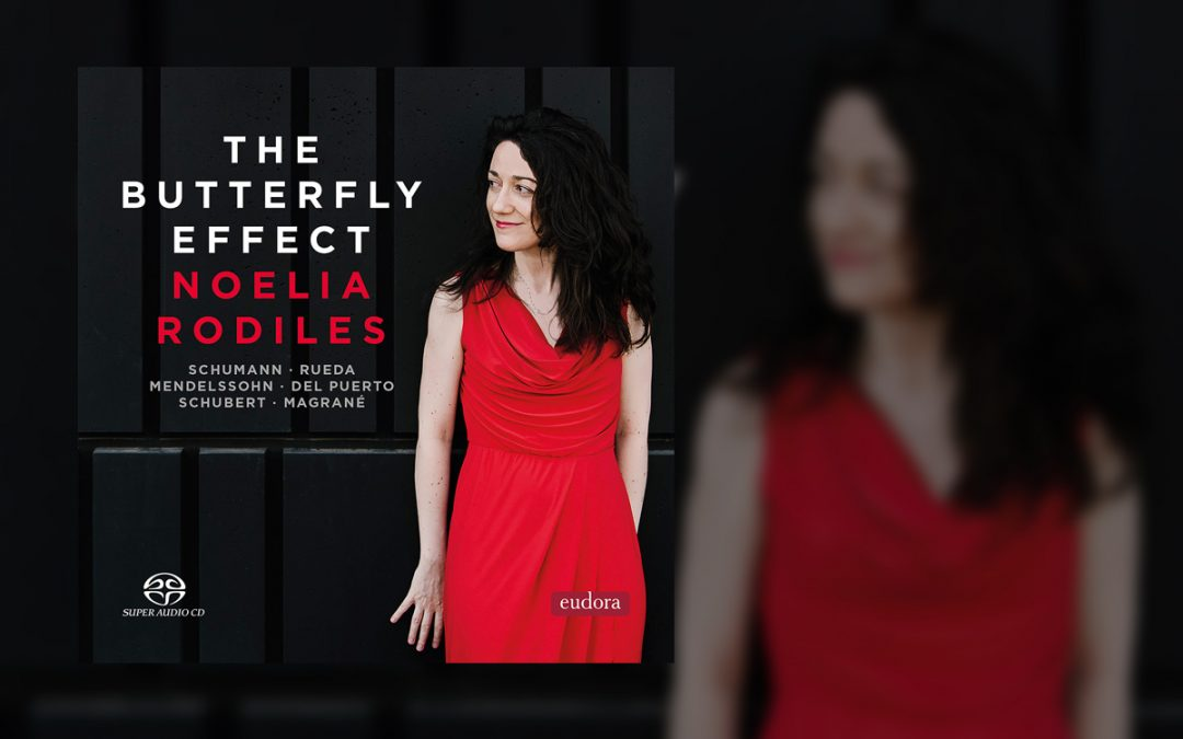 La prueba incontestable: Noelia Rodiles y «The butterfly effect»